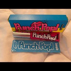 Benefit Punch Pop Liquid Lip Color Watermelon BNIB
